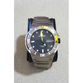 228c2d53e04 Relogio Orient Titanium Automatico - Relógio Orient Masculino no ...