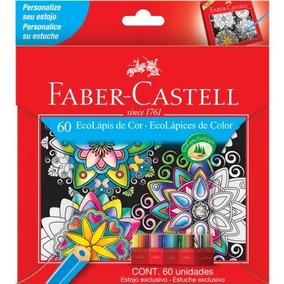 Lápis Faber-castell De 60 Cores - Imperdível!!!