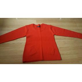 Blusa De Inverno George Vermelha