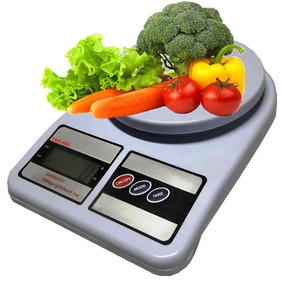 Balança Digital De Precisão Eletrônica 1g A 10kg Cozinha
