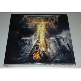 Accept - Symphonic Terror - Live At Wacken 2017 (2cds/dvd)
