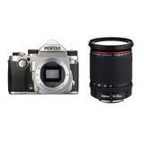 Cámara Réflex Digital Pentax Pk Con El Kit Con Objetivo 16-8