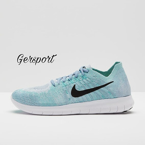 sneakers for cheap 26d91 80c74 Nike Free Rn Flyknit 2017 Mujer. Us 8. 880844-402.