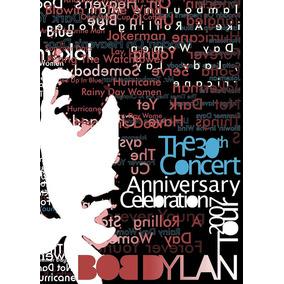 Pôster Decorativo Bob Dylan Diversos Modelos 60x40cm