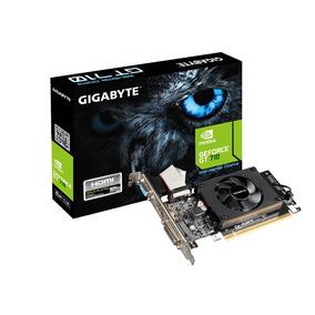 Gigabyte Geforce Gt710 2gb Ddr3 Gt 710 Low Profile 3display