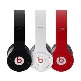 Headphones Beats By Dr. Dre Solo Hd Monster