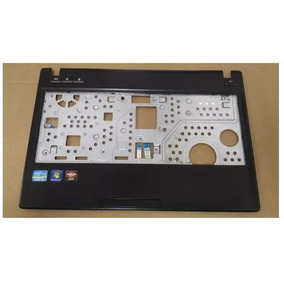 Carcaça Base Do Teclado Touchpad Notebook Lg N450
