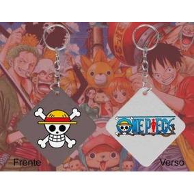 Chaveiros One Piece 2 Unidades