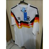 Camisa Alemanha 1990 - Camisa Alemanha Masculina no Mercado Livre Brasil 625cf7026b875