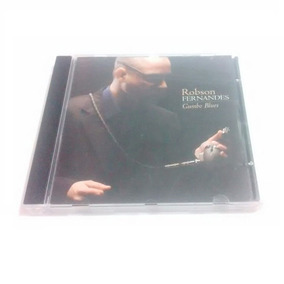 Cd Robson Fernandes Gumbo Blues