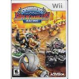 Skylanders Superchargers Juego Independiente Solo Para Wii