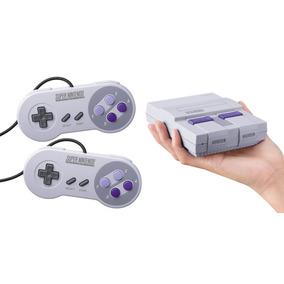 Mini Super Nintendo 8 Mil Jogos Ps1, N64, Sns 2 Controles