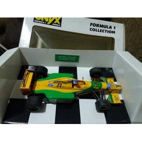 Miniatura F1 Benetton B193b Michael Schumacher