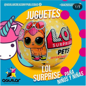 Lol Surprise Muñecas Lol Pets Lol Surprise