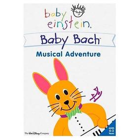 Dvd - Baby Bach Aventura Musical