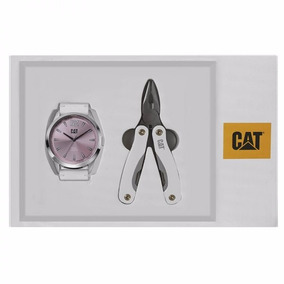 Set Reloj/heramienta Caterpillar 05.340.30.333.set Dama