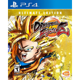 Dragon Ball Fighterz Ps4 Xboxone Ultimate Edition Entrega Ya