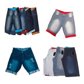 Bermudas Top Masculina - Bermudas Jeans Masculinas no Mercado Livre ... 21172691df3