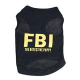 Fbi Pet Detective , Talla M / Doglike