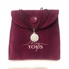 Collar Toussi 1 De My Tous Nuevo, Original De Plata.