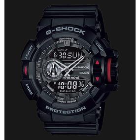 5c315b22484 G Shock Ga 400 1b - Relógios De Pulso no Mercado Livre Brasil
