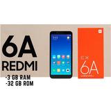 Xiaomi Redmi 3gb 32 Gb 1080 P Liberado Radio Fm Helio P22 6a