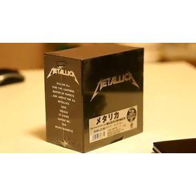 Metallica Box Set - Importado - Novo - Lacrado - S / Juros