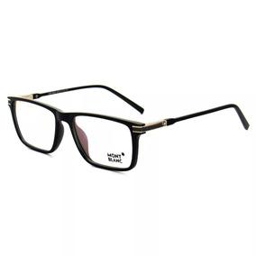 0284db932a469 Oculos Grau China Mont Blanc - Óculos no Mercado Livre Brasil