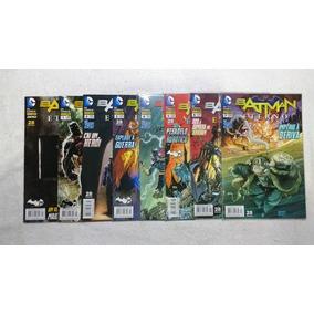 Batman Eterno Coleção Completa 53 Números Novo Panini