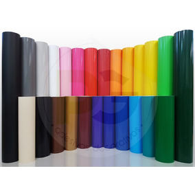 Adesivo Vinil Colorido Envelopamento 2m X 1m
