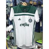 bdddbeda8d28e Camisa Palmeiras Crefisa Feminina Oficial no Mercado Livre Brasil