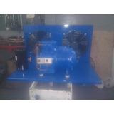Equipo Para Camara De Frio 2 Hp R404a ,motocompresor Acmar