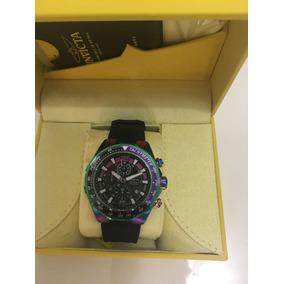 Relógio Invicta Aviator Camaleão 24579 Original