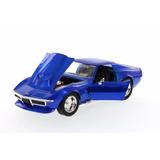Auto Coleccion Bigtime Muscl Jada 1:24 Corvette Casa Valente