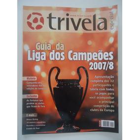abdfcd4dcd Guia Da Liga Dos Campeões 2007-2008 Da Revista Trivela