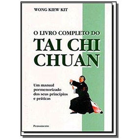 Livro Completo Do Tai Chi Chuan, O: Um Manual Porm