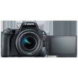 Camara Canon Eos Rebel Sl2 Con Lente Ef-s 18-55mm Is Stm 24