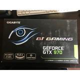Gigabyte 970 Gtx G1 De 4gb Full Bundle. Nvidia