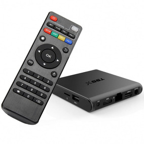 Tv Box Android Quad Core 8gb Tv Wifi Nuevo