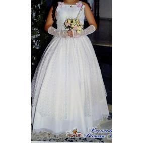 1658a868b9c5b Vestidos de Primera Comunión Largos para Niñas en Tolima en Mercado ...