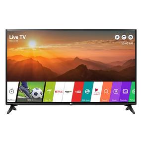 Smart Tv Lg 43´ Lk57 Modelo 2018 Full Hd Hdmi Wifi Usb - Ltc