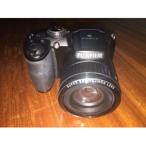 Câmera Semiprofissional Fuji Finepix S4500 30x Zoom