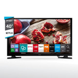 Smart Tv 40 Samsung J5200 Negro