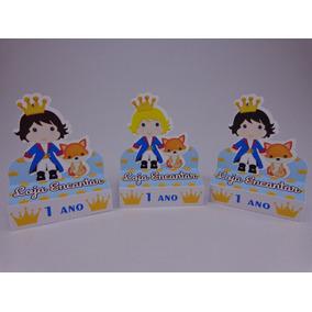 Enfeit Pequeno Principe Lembrancinhas De Aniversario No Mercado
