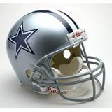 Casco Dallas Cowboys Nfl Football Americano Decorativo