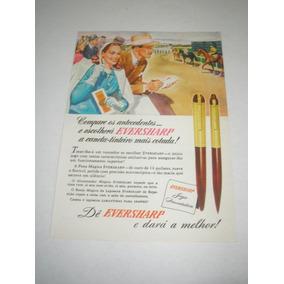 af030789d25 L 290 Propaganda Antiga Caneta Eversharp - Publicações e Afins no ...