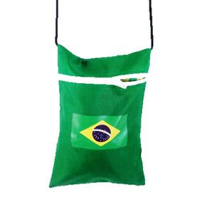 bd61086c37fc1 Kit C 1000 Und. Bolsa Objetos - Brasil Copa 2018 13x18cm