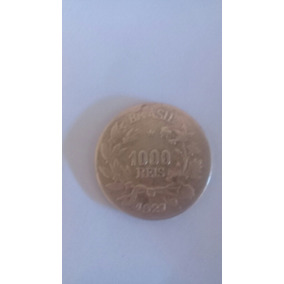 Moeda 1000 Réis 1927