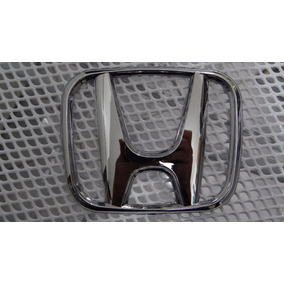 Emblema Original Da Grade Honda Civic 09/11 E New Fit 09/14