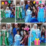 Elsa, Anna, Olaf Frozen Cumpleaños Animacion Completa 3 Hora